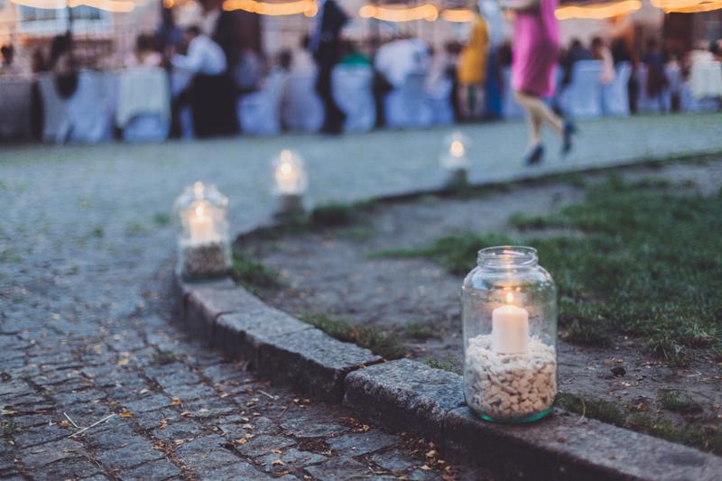 Spokojna 15 wesele w plenerze ślub w ogrodzie