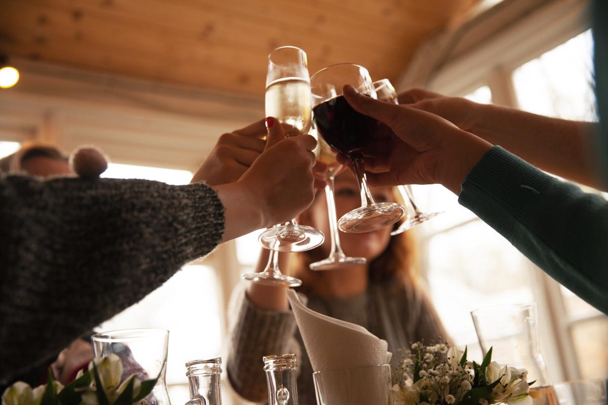 Włoskie wino z regiony Veneto na Spokojna 15