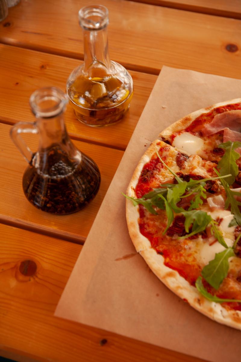 Pizza ze Spokojnej
