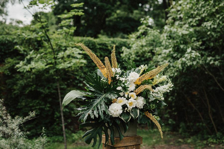 Ślub plenerowy na Spokojnej 15